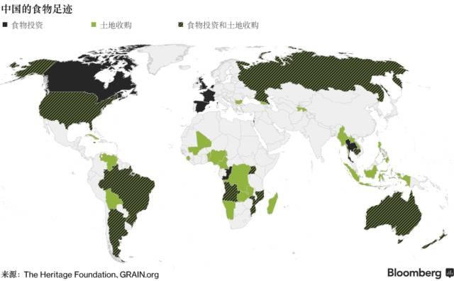 吃货的力量有多大 中国食品企业全球开荒种地