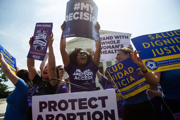 """保护妇女堕胎 她们在堕胎诊所附近规划""""安全区"""""""