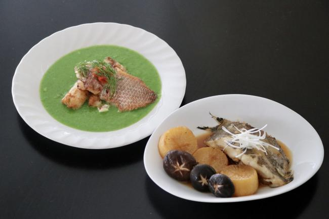 传统与现代日本怀石料理师 教你做传统与创新鱼料