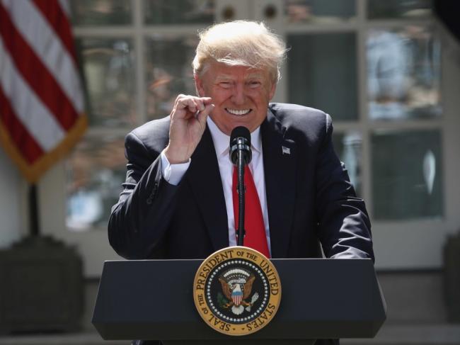川普和美国正与全世界分道扬镳