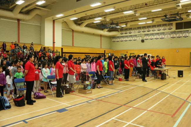 学中文,知传统 -- 温哥华北京中文学校结业典礼
