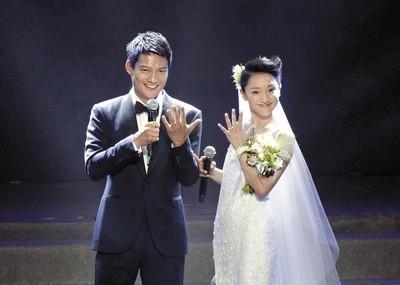 """周迅被曝离婚""""劈腿、没生子""""成短命婚姻关键词"""