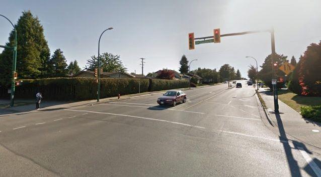 温哥华西49街部分路段下周起进行封路施工