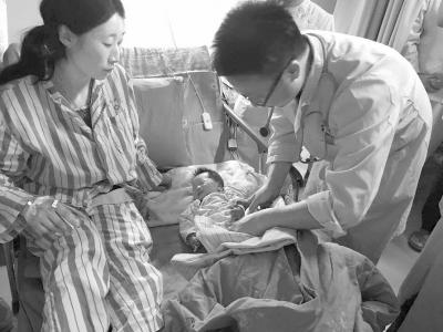 四川茂县:婴儿的啼哭 救了一家三口