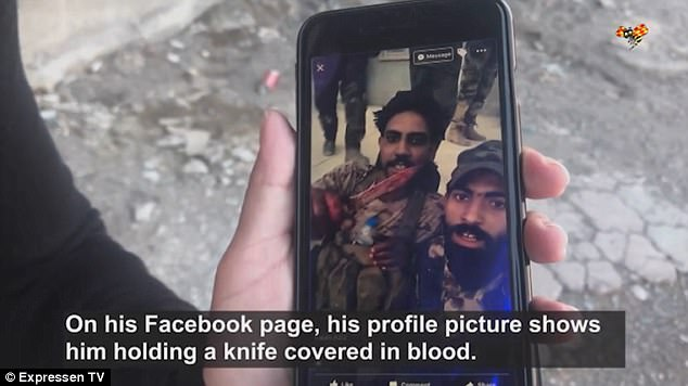 4位兄弟遇害 杀130名IS分子 斩首50人报仇!