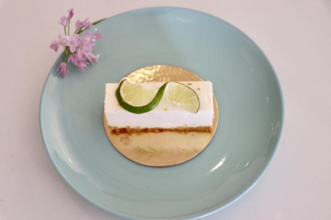 星级酒店甜品主厨教你做日式无蛋芝士蛋糕