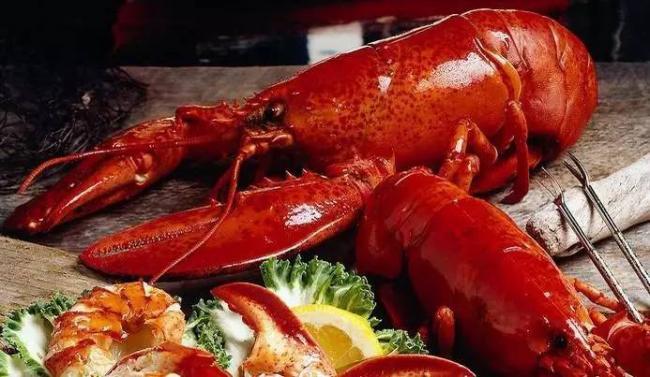 中国人对加拿大龙虾爱到疯狂 京东一天爆销14万只