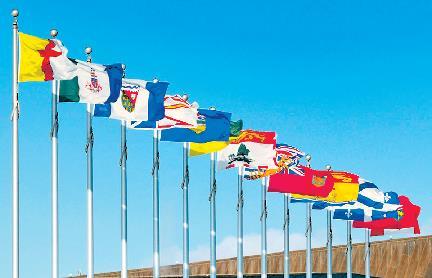 加国知多少:加国省份和行政区有何分别?