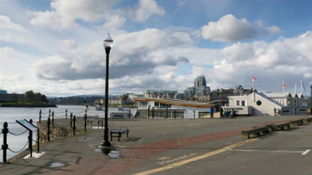 维多利亚市将把港口停车场改为水边公园