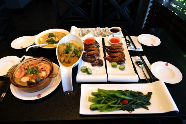 南素里火爆新加坡美食 料理秘密来自大家闺秀的厨房