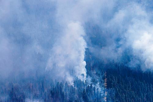 7120人未能返家2.5万人随时疏散 BC山火持续紧急