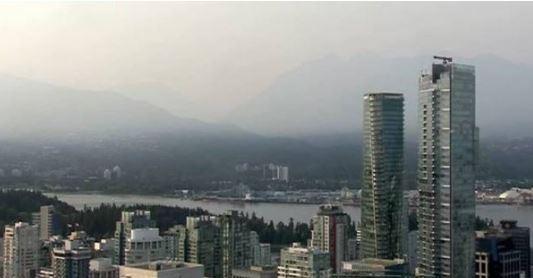 好消息!大温地区空气污染警告解除