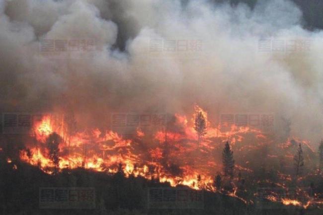 卑诗省山火情况未有大幅改善