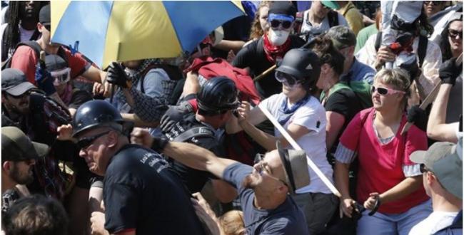 白人右翼將在全美9座城市游行 華人同胞小心