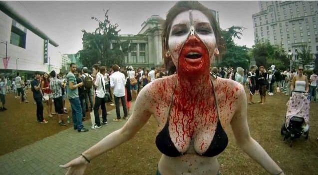 大温一周好去处:8月19日-8月26日 当百年历史游园会遇到僵尸大游行
