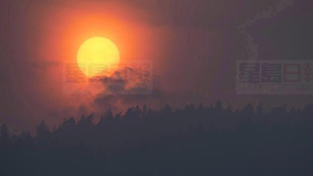 优发国际环境部警告 卑诗省内陆山火情况可能恶化