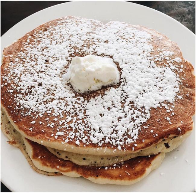 和你打赌 他们家的Pancake你绝对吃不完
