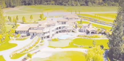 2800万元天价!BC省菲沙河谷惊现最贵豪宅