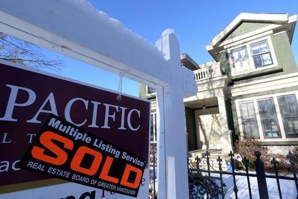 温哥华房市新变化 按揭金额与宗数均减少