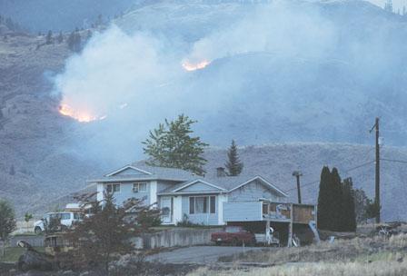 山火灾区3成商户料生意受损 游客却步旅业受挫