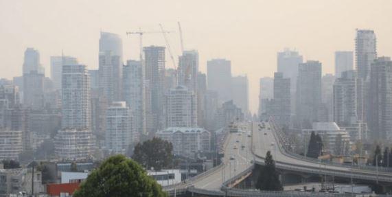 大温空气质量警报再次生效