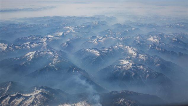 下雨了!卑诗山火终于有所减弱
