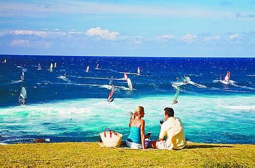 夏威夷不止有海滩 野餐不仅流连海岸线