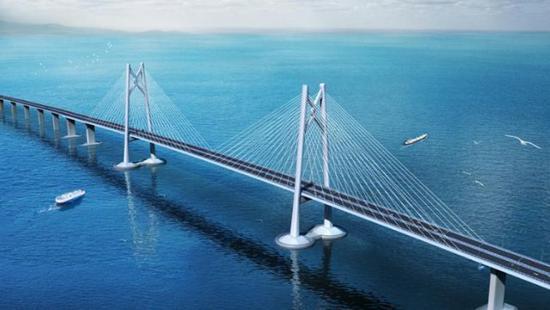中国超级桥梁遍及世界 正在成为一张响亮的名片