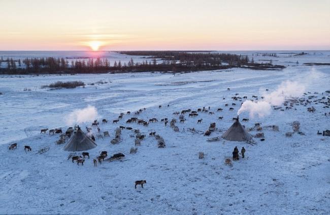 揭秘:世界边缘的西伯利亚人是这样生活的
