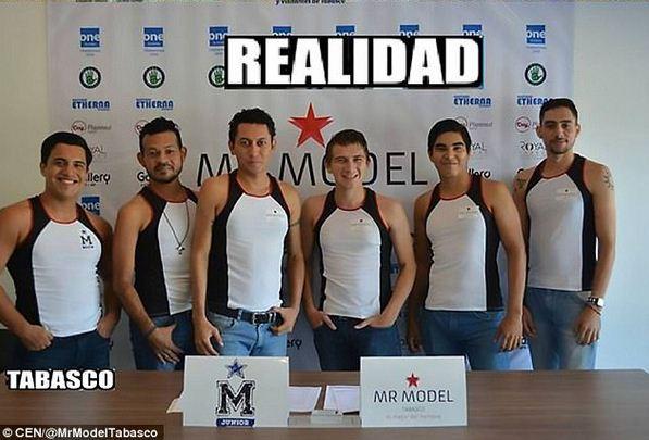 """墨西哥选美比赛""""无奈""""取消 只因选手长太丑"""