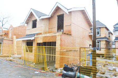 温哥华将要出现更多组装屋、后巷屋的供应