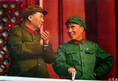 林彪曾向蒋介石输诚 打算逃到台湾