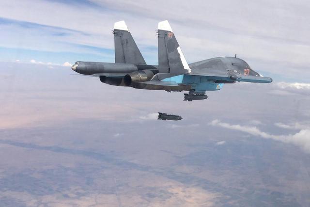 俄干完叙利亚恐怖分子接下来会打谁?