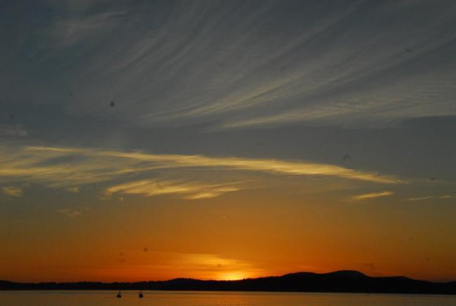 华盛顿州San Juan County铁三角,Lopez Island沙洲好风光