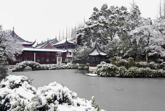 上海水色老城厢:重新拾起的门第世界