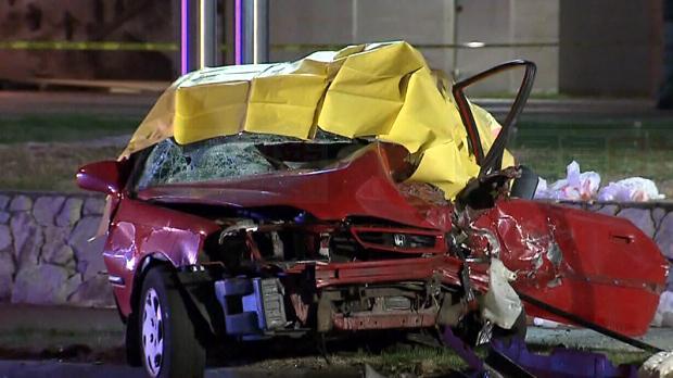 素里奪命車禍 65歲女司機喪生