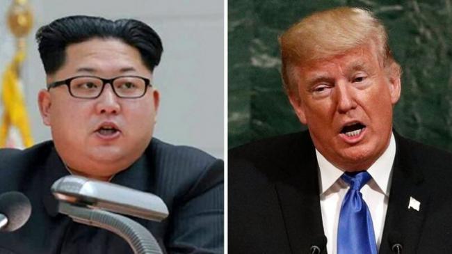 朝鲜:川普对朝宣战 朝有权击落美轰炸机