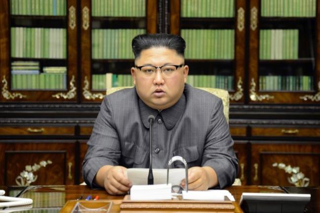 经济学人预言:朝鲜高空核试爆 将引爆半岛核战