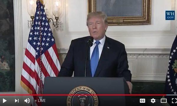 美国对伊朗急转直下!川普强硬再出拳