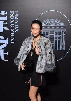 章子怡被网友骂惨 只因穿了件这样的衣服