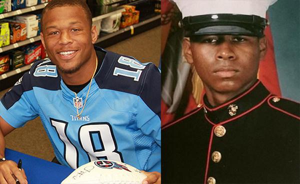 NFL又有球员伴着国歌回休息室了:敢罚我就退役