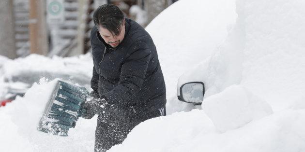 今冬降雪量多50% 加东暖西部会冻到关机!