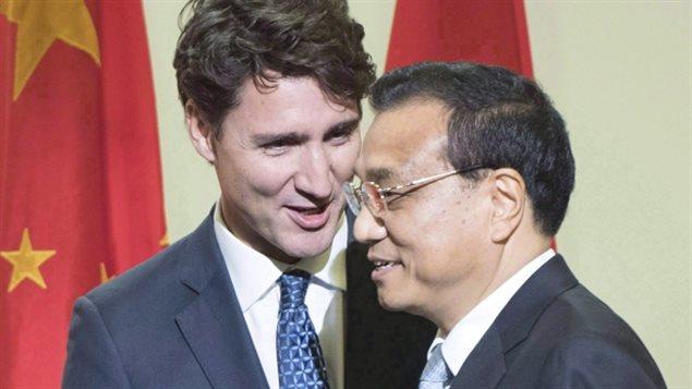 怕川普发飙:加中自由贸易谈判遇阻