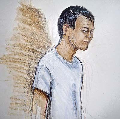 大温华裔男子200多刀砍死妻子 因其拒绝啪啪啪? 二级谋杀罪成立