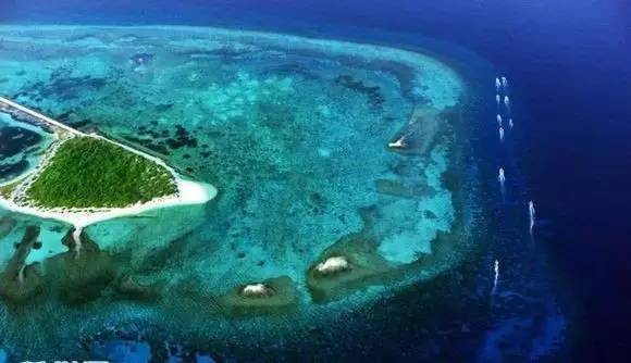 还出国看海?中国的南海原来那么美