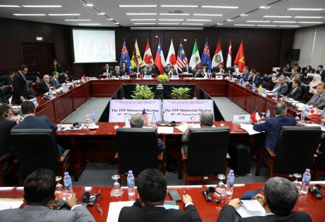 加拿大与日本各执一词 TPP前景引发疑虑