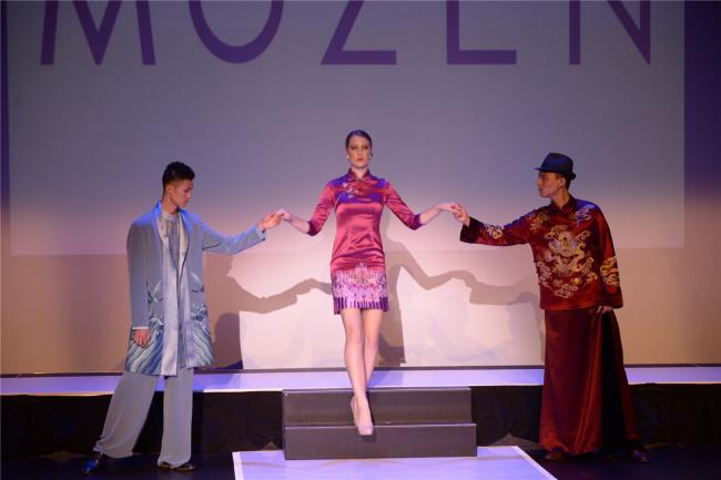 第12届加中电影节开幕 民族传统服饰闪耀温哥华
