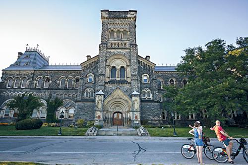 全球大学毕业生就业能力排行榜 UBC排名45位