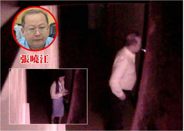 中国淫官丑闻曝光 一月与十几位女下属开房