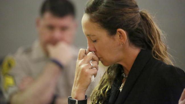 撞死中国留学生母亲 白人女子移尸撒谎仅判1年